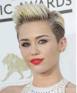 Cortes de pelo de Miley Cyrus