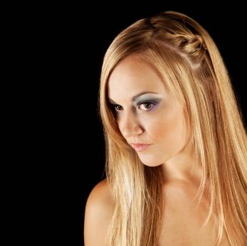 Peinados para cortes de pelo largo