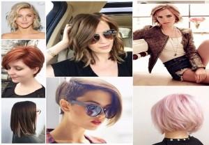 Hermosos Peinados para cabello corto o medio
