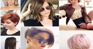 Peinados para cabello corto o medio