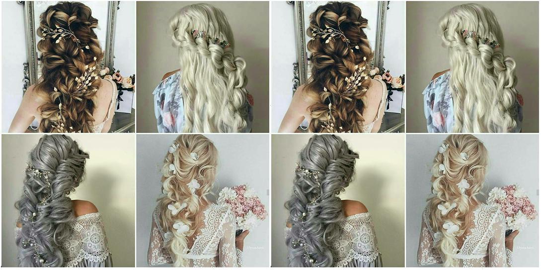 Hermosos peinados para boda que te harán lucir como toda una princesa