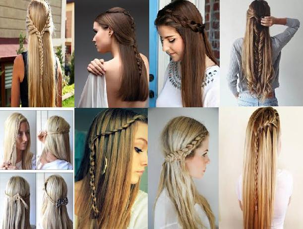 cabello suelto lacio
