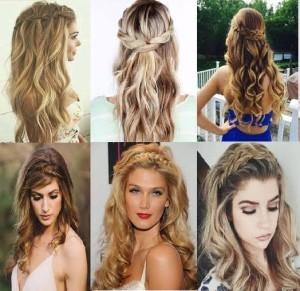 Peinados para cabello largo 2017