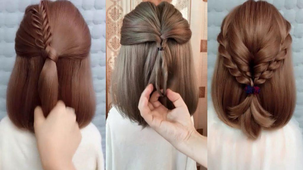 peinado fácil paso a paso