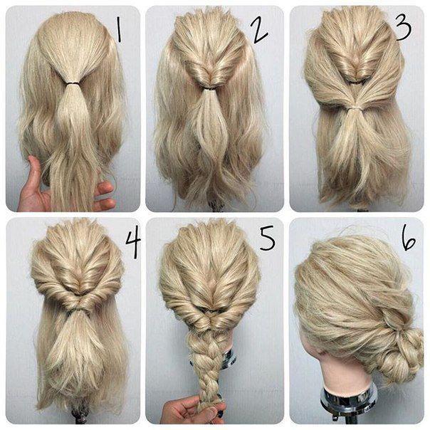 tipos de peinados fáciles de hacer