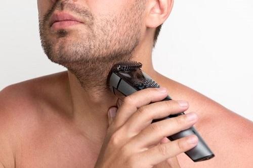 Maquina afeitar barba
