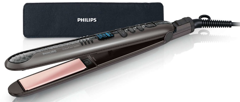Plancha pelo Philips