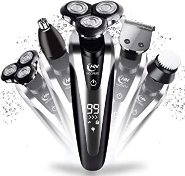 Máquina afeitar eléctrica