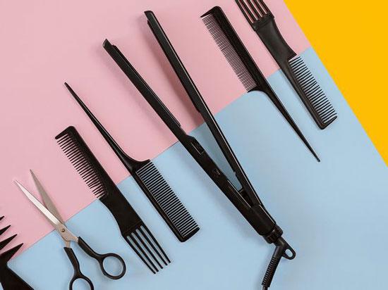 mobiliarios para montar una peluquería