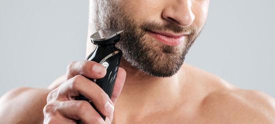 consejos para recortar la barba