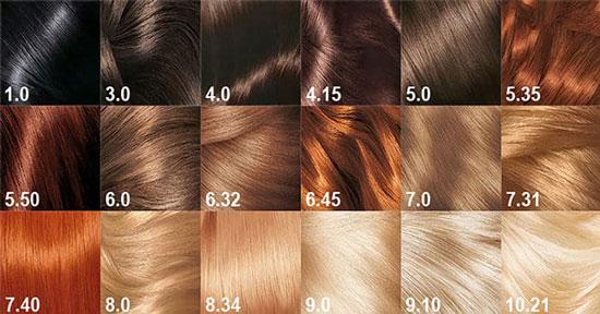 tintes de pelo